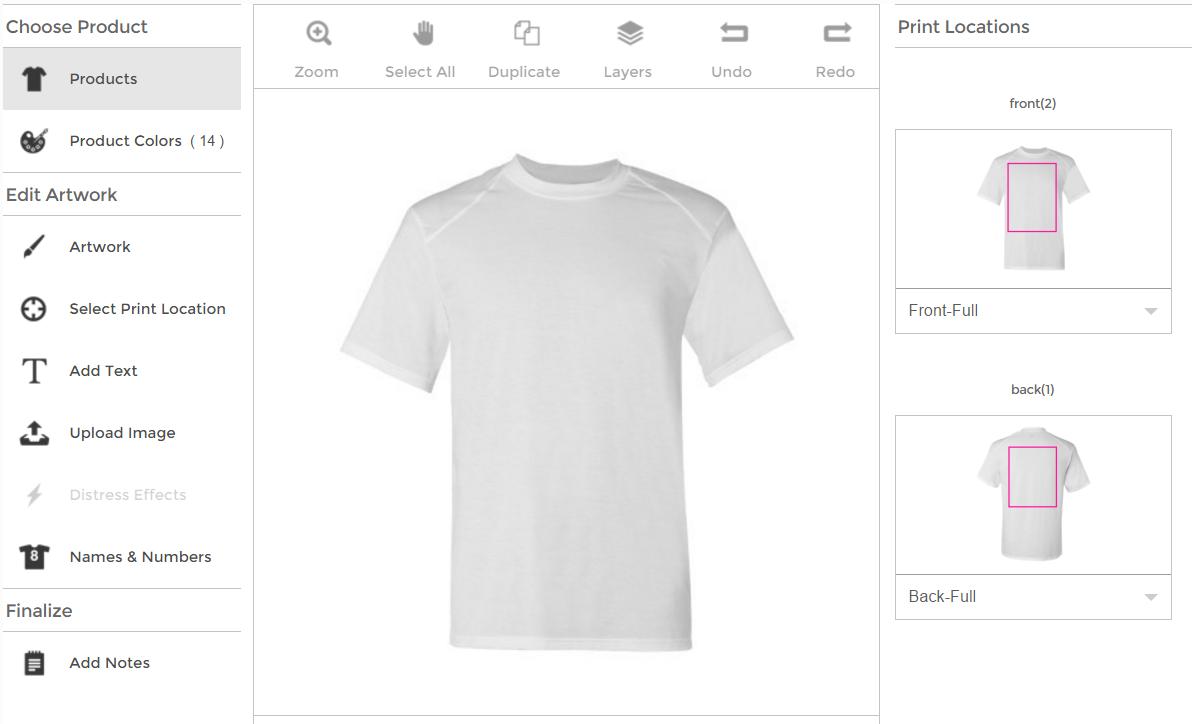 Shirt design blog - Custom T Shirt Design Made Easy