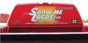 Full service print shop Vehicle Perfs