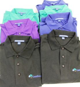 Embroidered Polo Shirts Corporate Apparel