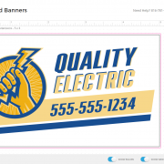 Custom Banner Design Studio