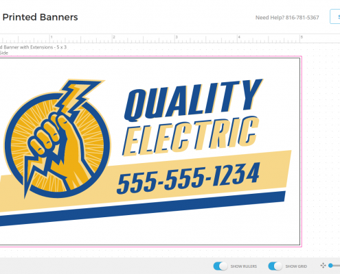 Custom Banner Design Studio