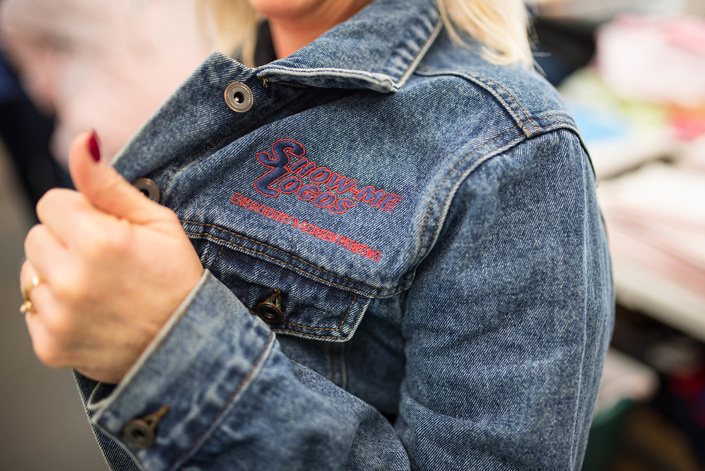 4c204e7fa Custom Embroidered Business Logo Polo Shirts in Kansas City, Liberty ...