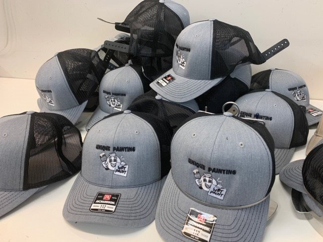Get a quote for custom corporate hats